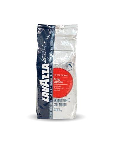 Lavazza Filtro Classico Ground Coffee 1 kg