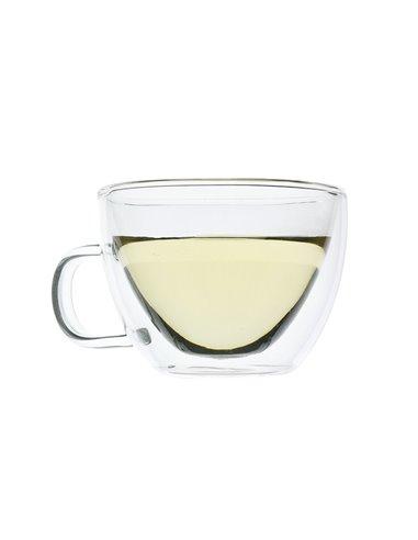 كأس ديسنت للإسبريسو بجدار مزدوج ومصنوع يدويًا ٣٫٥ أونس - دوبيو