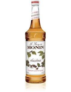 منكه المشروبات المركز من مونين بنكهة البندق بسعة  ١ لتر