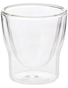 كأس برويستا الدائري بجدار مزدوج بسعة ٦٠ مل
