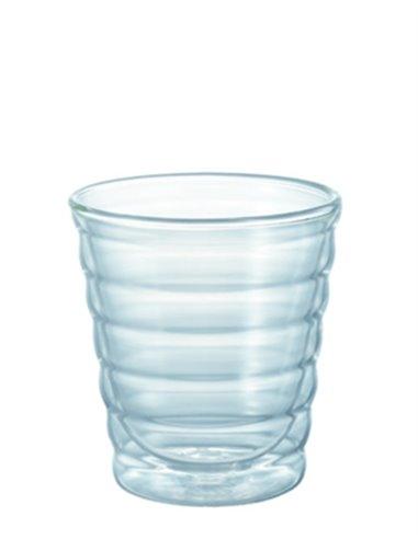 كأس وسط بالزجاج المزدوج 300 ملليلتر
