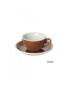 Loveramics Flat Cup & Saucer 150 ml