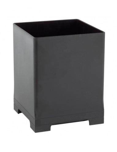 Rattleware Snap Bin, 5.5in, Black